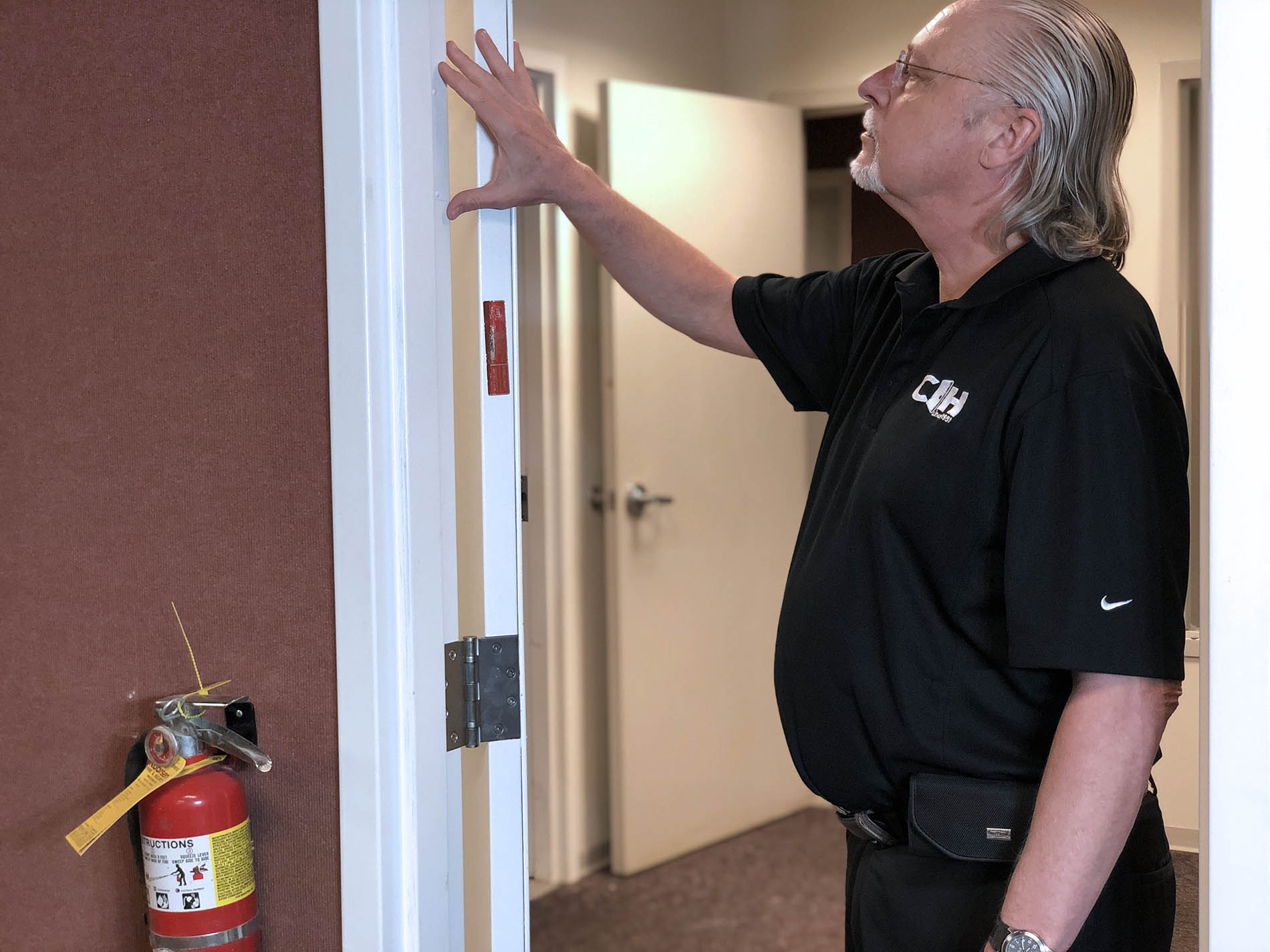 Fire doors, Fire codes & Inspections   we got you covered